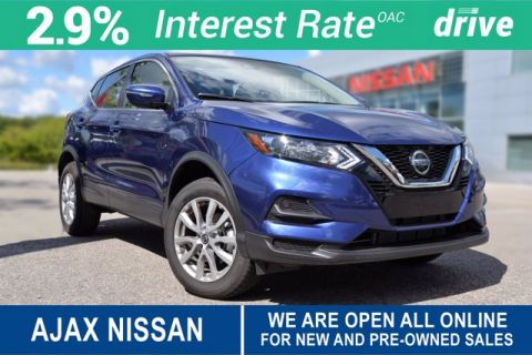 Pre-Owned 2020 Nissan Qashqai S